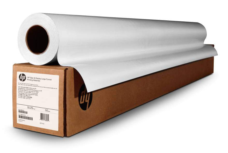 HP Universal Heavyweight Coated Paper, 3-in Core
