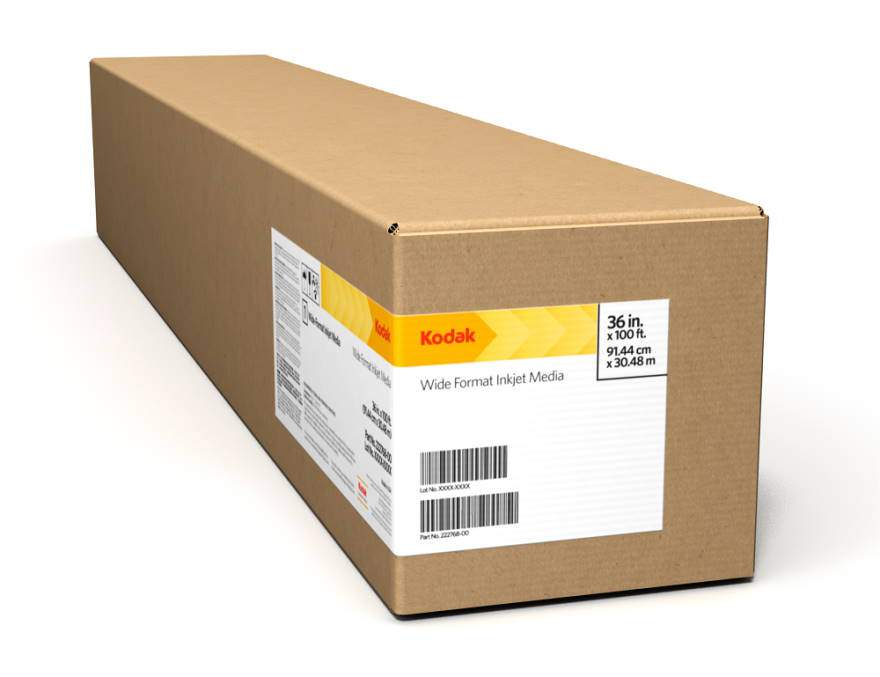 KODAK Premium Photo Paper, Glossy / 10 Mil / Solvent